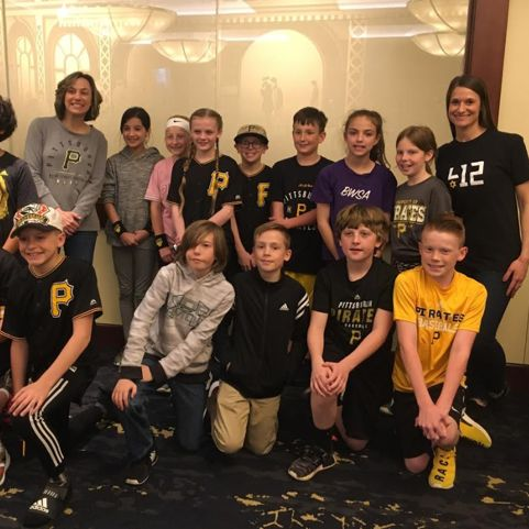 Whitehall Students Win the World Series of Math at PNC Park