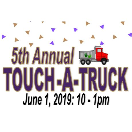 Fifth Annual Touch-a-Truck Event