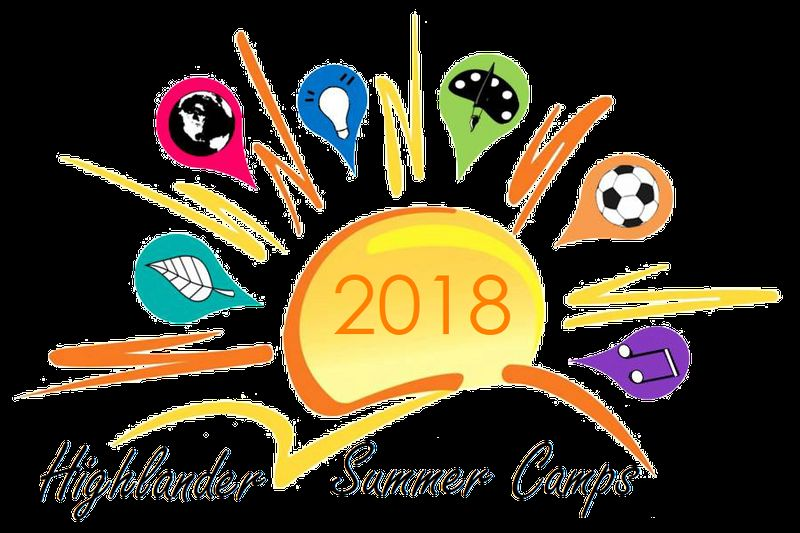Highlander Summer Camps are Back!