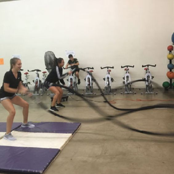 Students Develop Strong Goals in Strength Training